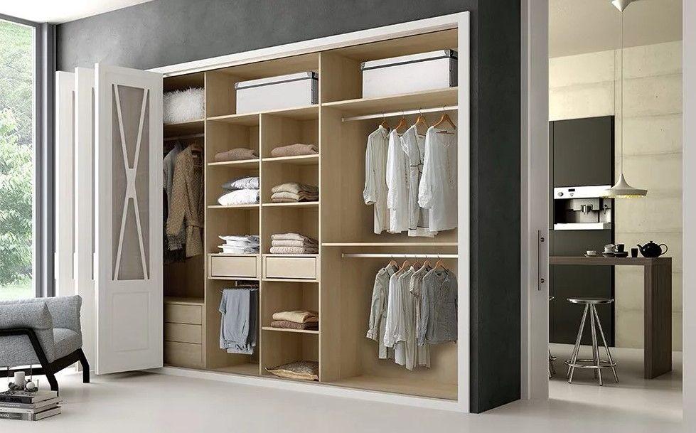 Productos armarios y vestidores a medida armarios puertas plegables muebles reformas y - Puertas plegables armarios ...